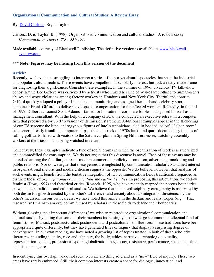 Global leadership research paper
