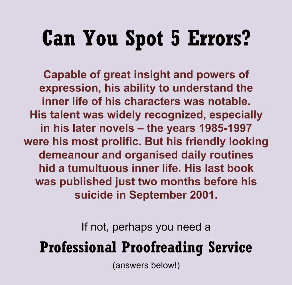 Cheap essay proofreading