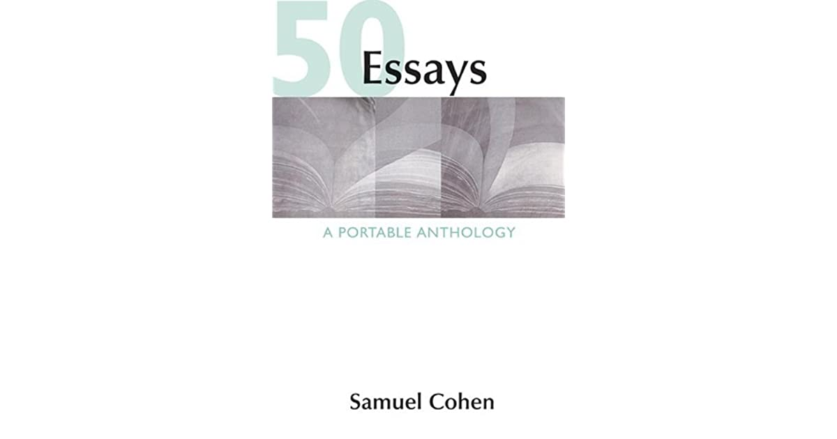 Of exemplification essays