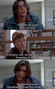 Essay from the breakfast club