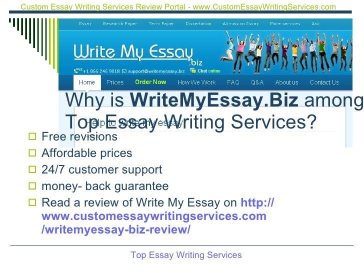 Custom paper writing: websites