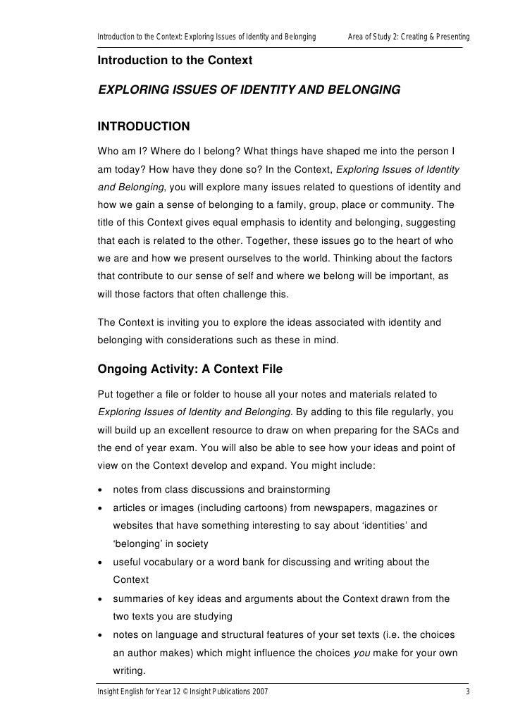 Essay on criminal act