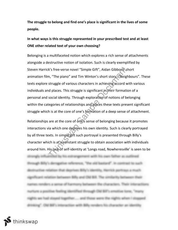 Essay on social issues in america