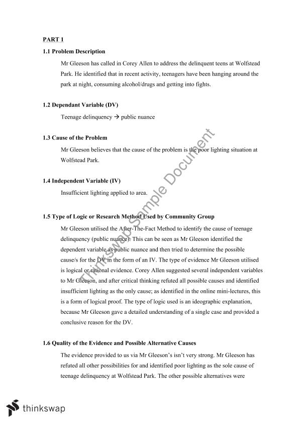 Research paper on authors