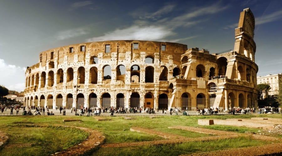 Greek roman architecture essay