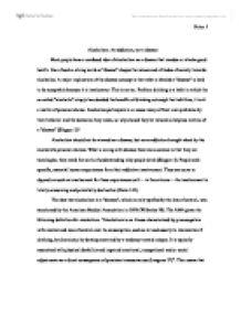 Alcoholism essays