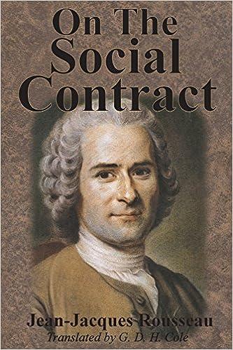 Jean-Jacques Rousseau Essay ⋆ Political Science Essay Examples ⋆ EssayEmpire