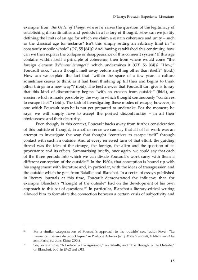 Psychological disorders essay