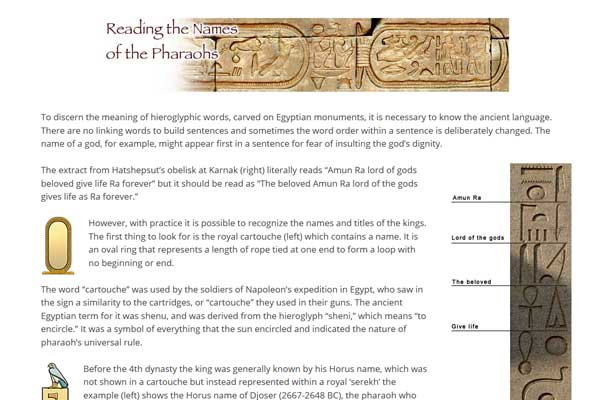 Ancient Egypt Essays: Examples, Topics, Titles, & Outlines