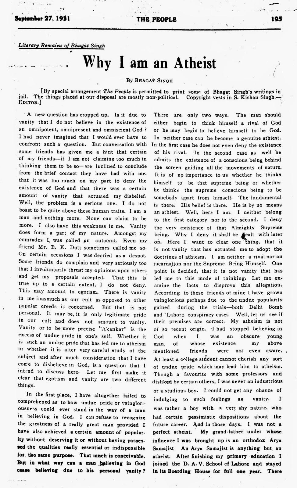 Bhagat Singh - Wikipedia