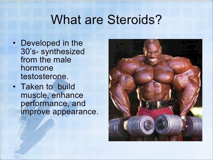 Essay on steroids in sports