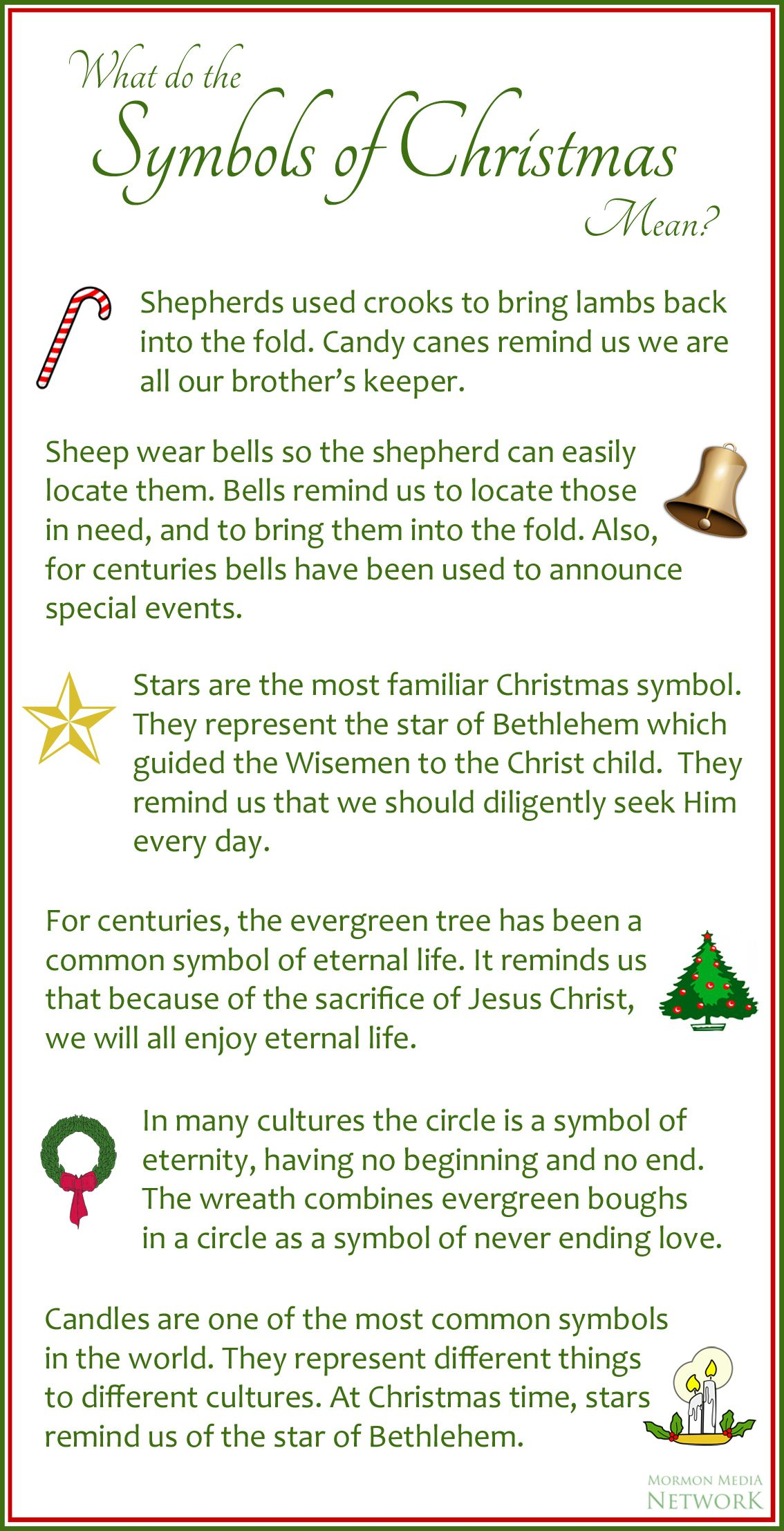 The meaning of christmas essays