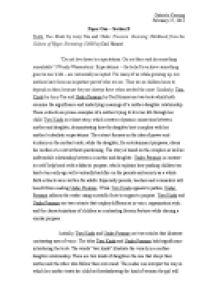 Odyssey theme essay