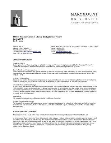 Case study environmental management