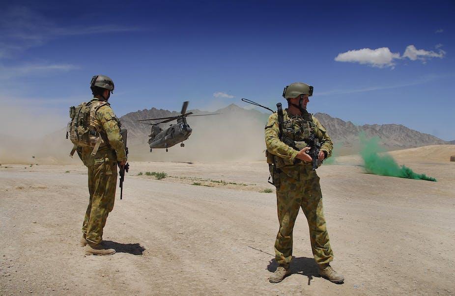 Afghanistan war essay
