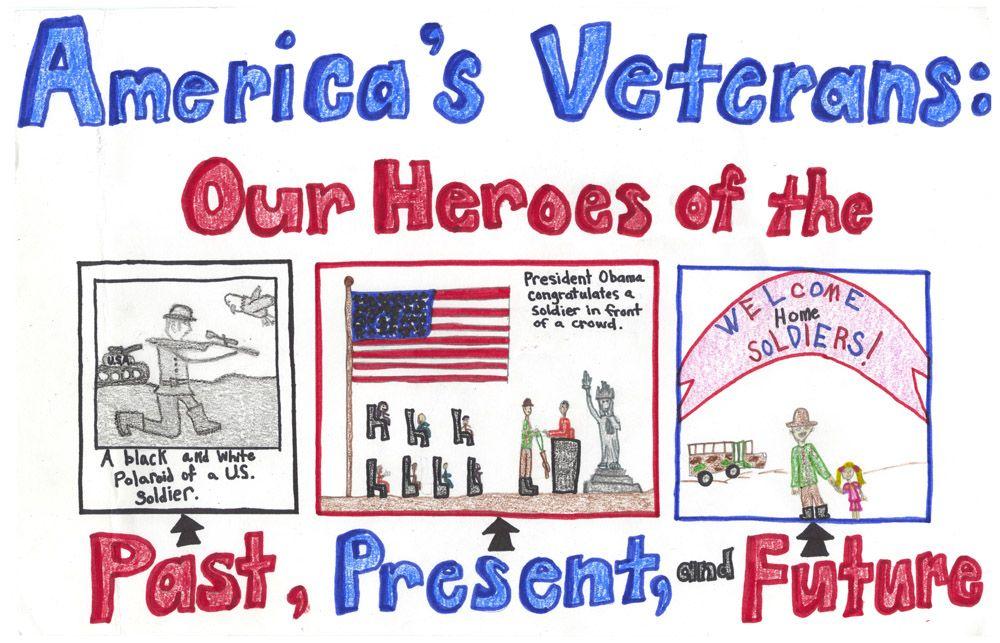 Honoring veterans essay